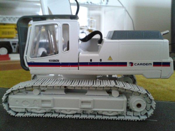 "LIEBHERR R 954 BV ""Cardem"" version 2  version 1"