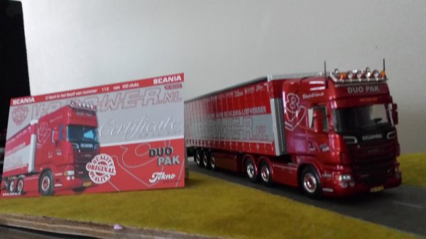 Scania R500 de Duopak