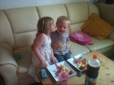 Ma princesse et Kilian