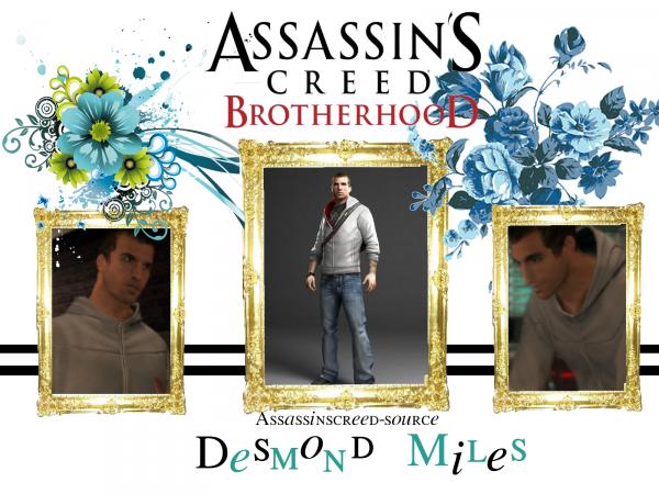 Biografia di Desmond Miles
