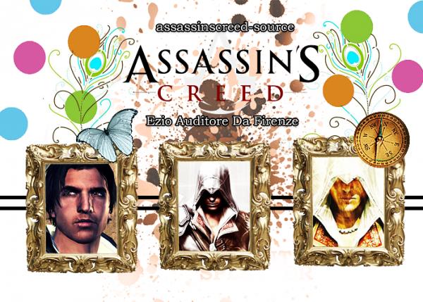 Biografia di Ezio Auditore