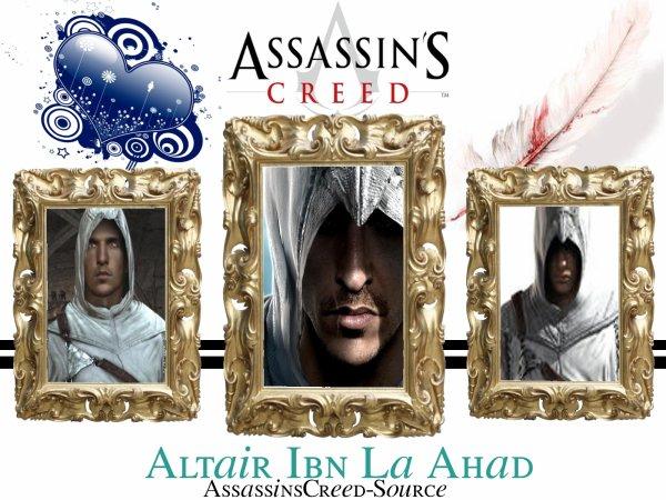 Biografia di Altair Ibn Ia Ahad