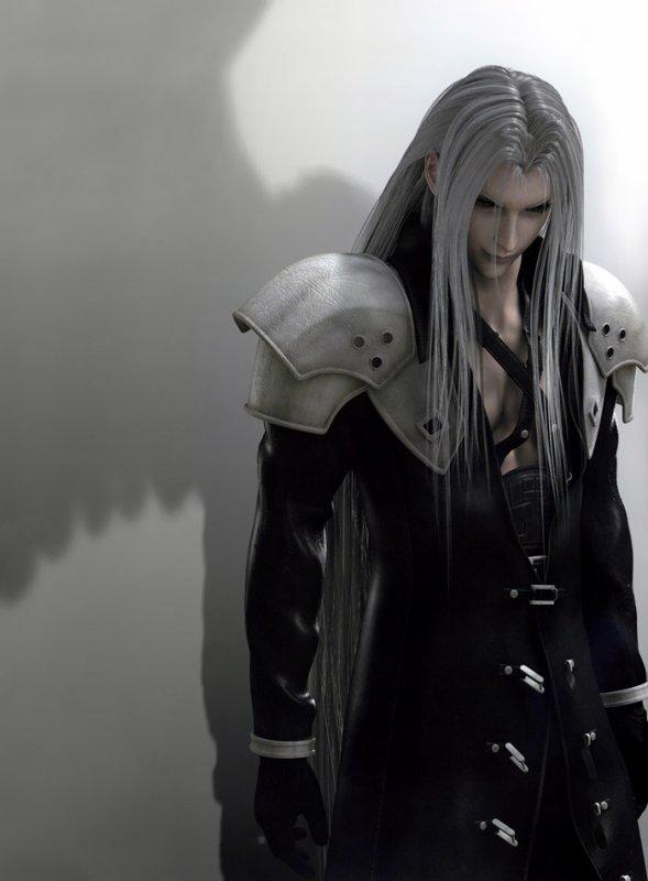 Mon premier article sur un jeu vidéo sera consacré à... FF VII