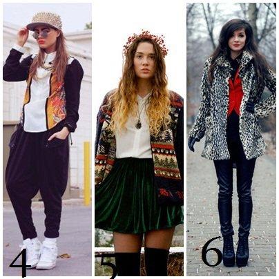 Looks vus sur WeHeartIt _____ lequel préférez-vous ?