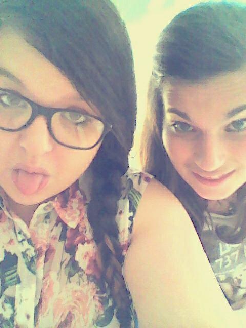 Moi et ma boulette :)