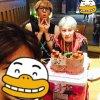 HotShot fête l'anniversaire de TaeMin. 17/06/15 [ Twitter ]