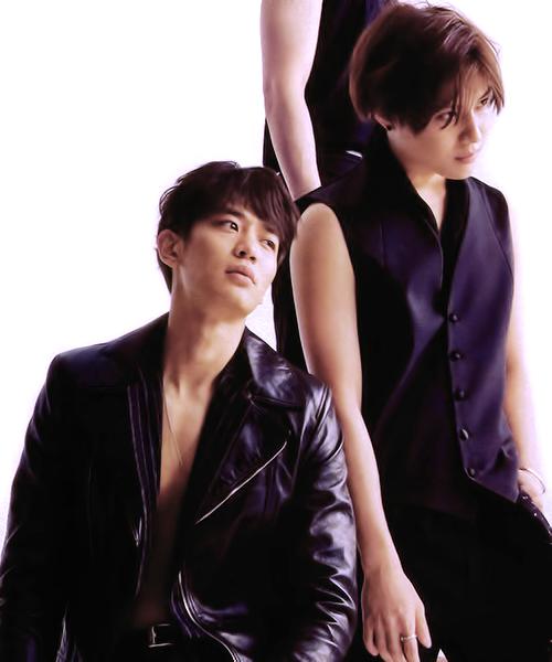 TaeMin pour Grazia Korean. [ + 2MIN ]