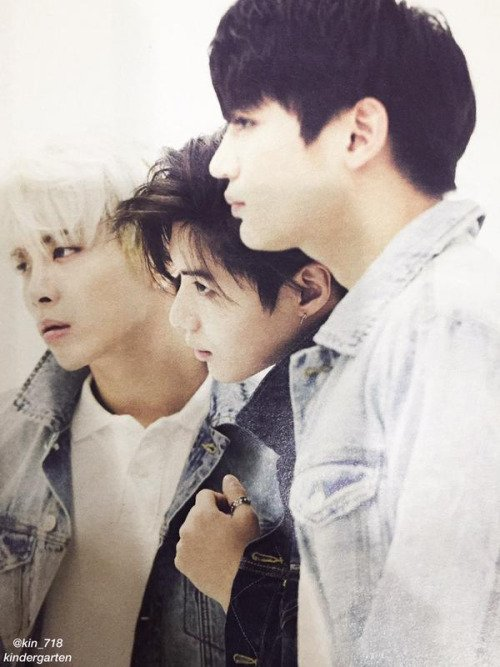 SHINee High Cut September Issue Interview + Photos [ JonTaeMinho ]