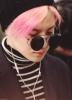 Nouvelle couleur ; Rose pastel.