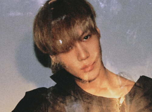 TaeMin faces. [ @mapmagazine_official ]