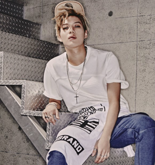 TaeMin pour le magazine The Celebrity.