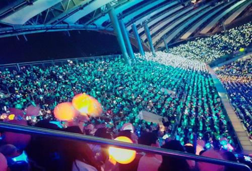 Dream Concert 2016.