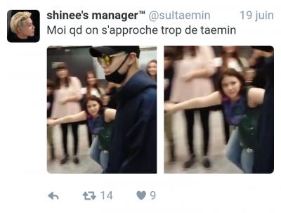Instagram/Twitter/Tumblr [ TaeMin et autres ]