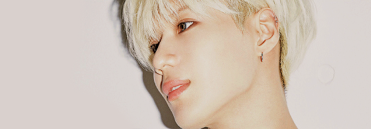 TaeMin Nylon Japan Magazine.