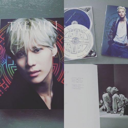 Le mini album + DVD Sayonara Hitori, édition limité.