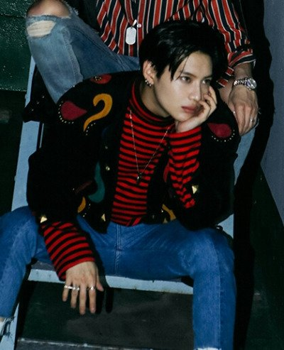 TaeMin pour les teasers photos de l'album 1of1.