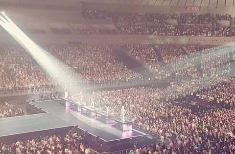 SHINee World au Japon. 09/12/16
