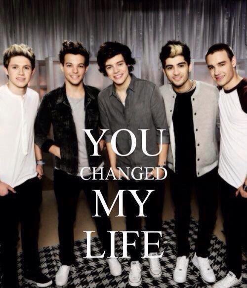 Ils ont changé ma vie ♥