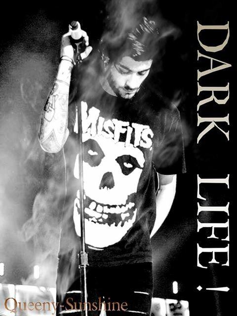 Dark Life! Fiction