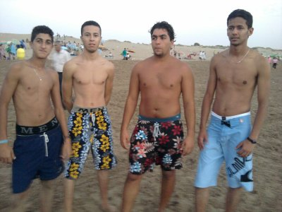 my and 3azdin and karim and amine