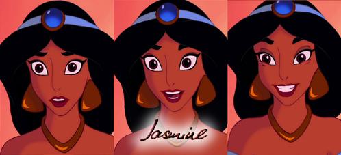 Zoom sur Jasmine.