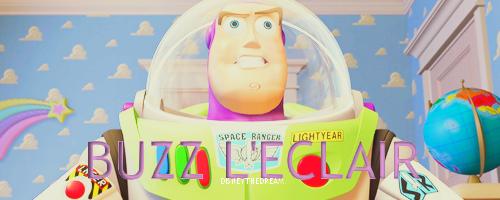 Zoom sur Buzz L'éclair