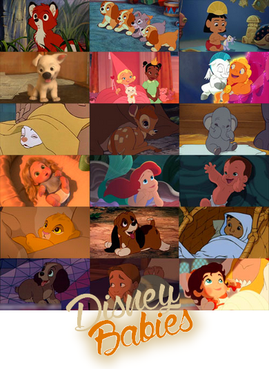 Disney Babies ♥