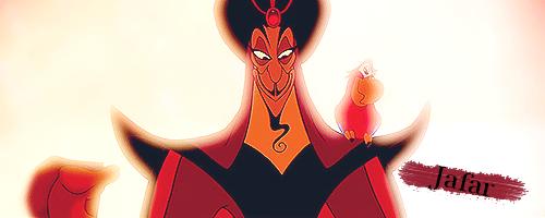 Zoom sur Jafar.