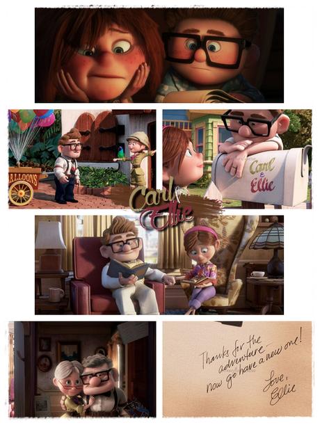 Carl et Ellie ♥.