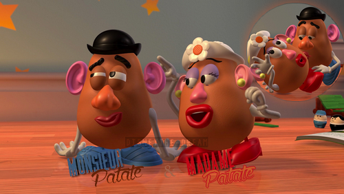Blog de disneythe dream page 12 c 39 est le plus beau - Madame patate toy story ...