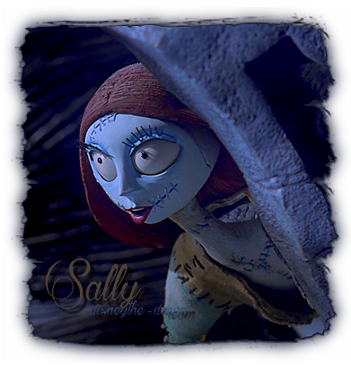 Zoom sur Sally.