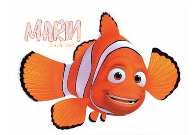 Zoom sur Marin.