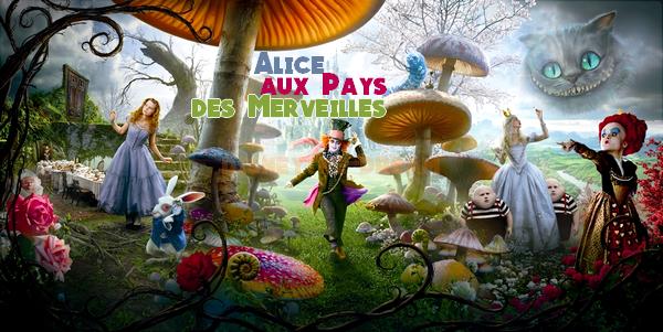 Alice aux Pays des Merveilles. (film)