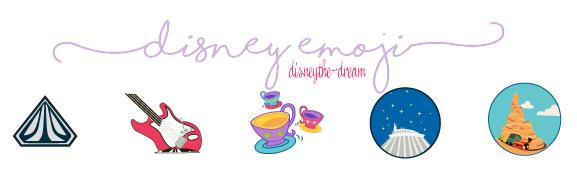 Jeu → Disney Emoji.
