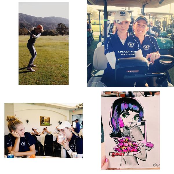 Nouvelles photos Twitter de Kathryn.