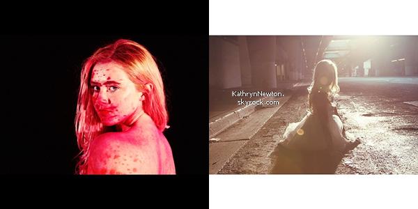 Nouvelles photos de Kathryn pour Tyler Shieds.