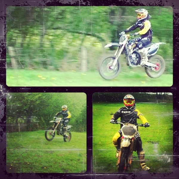 Ptit wk ride :)