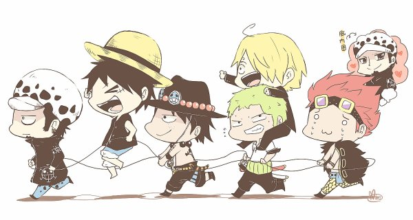 [ Répertoire Fiction / OS uniquement sur One Piece ]