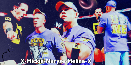 WELCOME ON X-MICKIE-MARYSE-MELINA-X MA FED