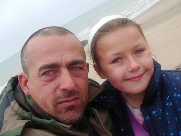 moi et ma fille pauline