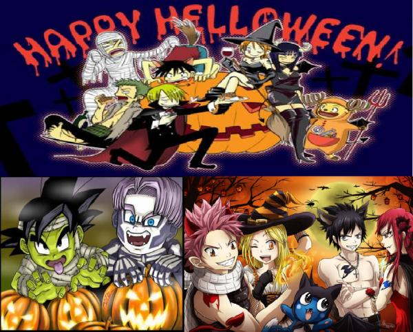 Joyeuse fête d'halloween a tous :)
