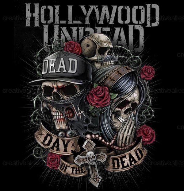 ---->Hollywood undead<----