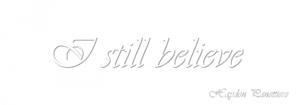 ❥ I still wish on the stars as they fall from above, cause I still believe, believe in love ღ (2013)