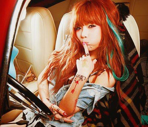 • Korean stars