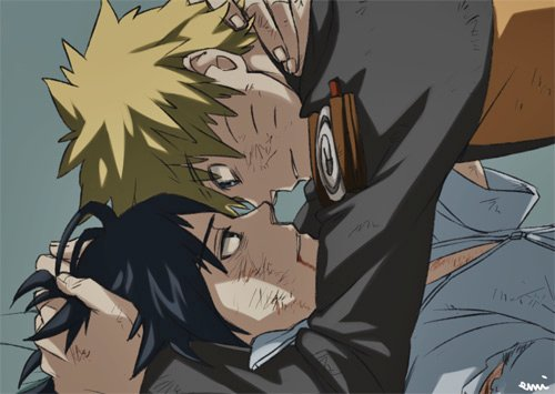 Couple n°1: SasuNaru