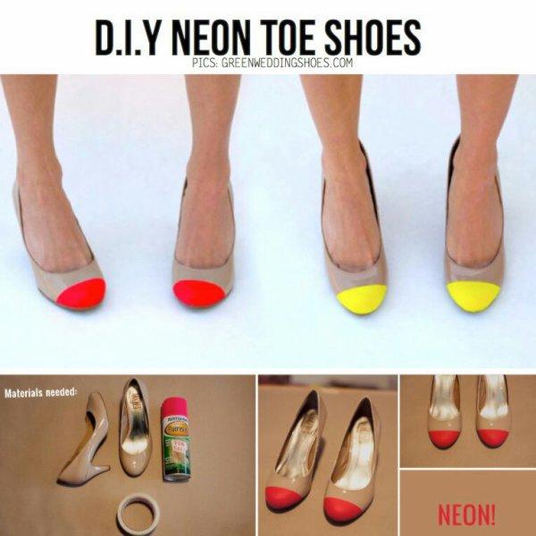 Tutu personnalisation chaussures ♥♥♥♥