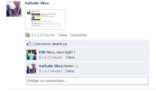 Recevoir Un Commentaire des PZK Du Bon Matin , Sa te met direct de Bonne Humeur ! : )