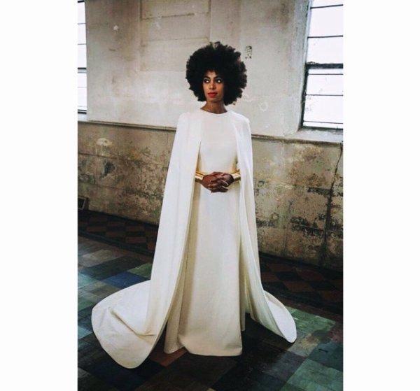 Solange Knowles s'est mariée avec Alan Ferguson!