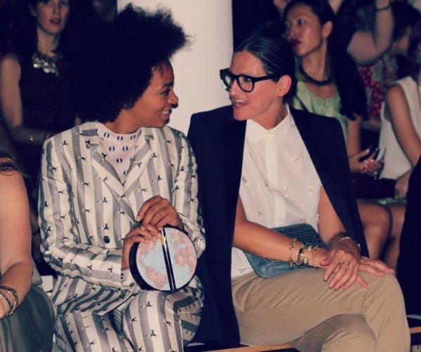 Un coup de c½ur pour l'ami et styliste de solange Knowles a son mariage!