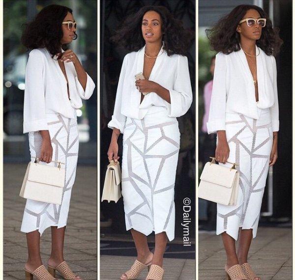 Solange Knowles enchaîne les événement à Miami